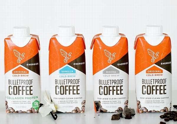 Кофейный напиток Bulletproof