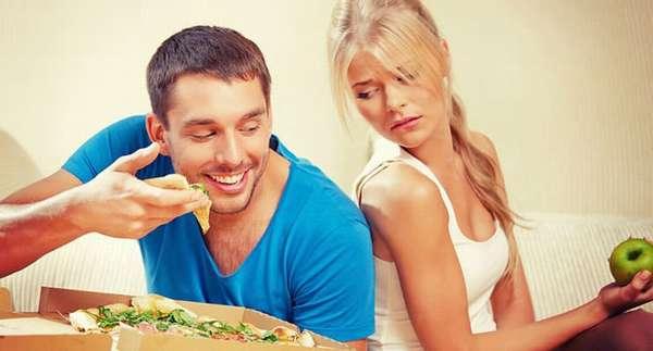Как взаимодействовать с партнером по похудению
