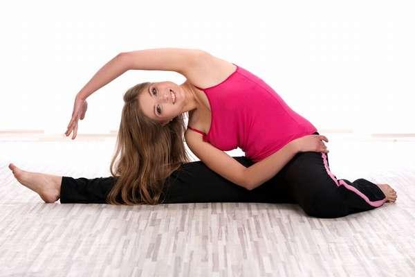 стретчинг помогает ли похудеть стрейчинг