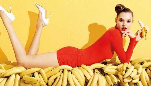 В какое время суток лучше есть бананы — Похудение