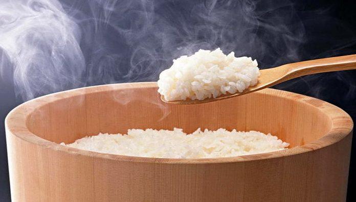 Рис с утра натощак для похудения