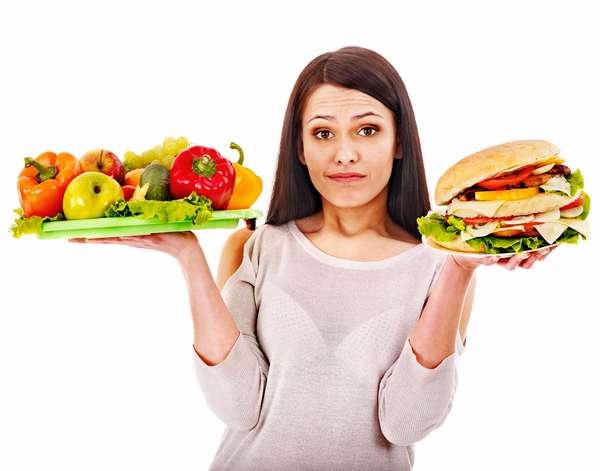 Доступно о правильном питании