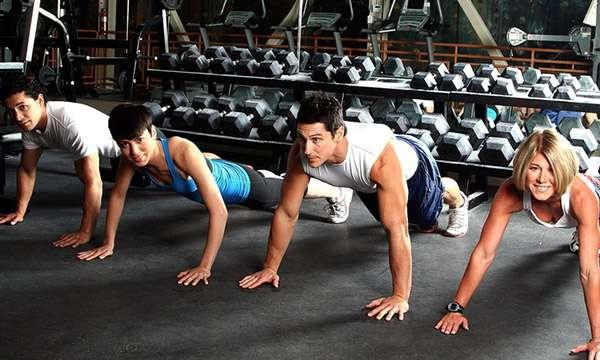 Тренировки табата для рельефных мышц