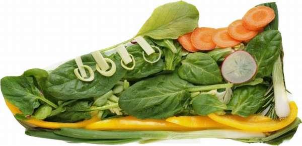 Как правильно питаться бегуньям