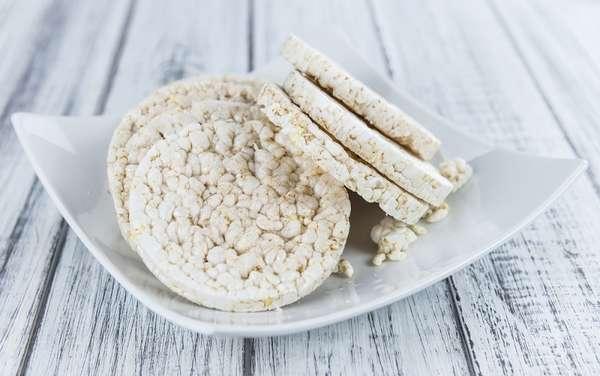 Рисовые хлебцы, польза и вред