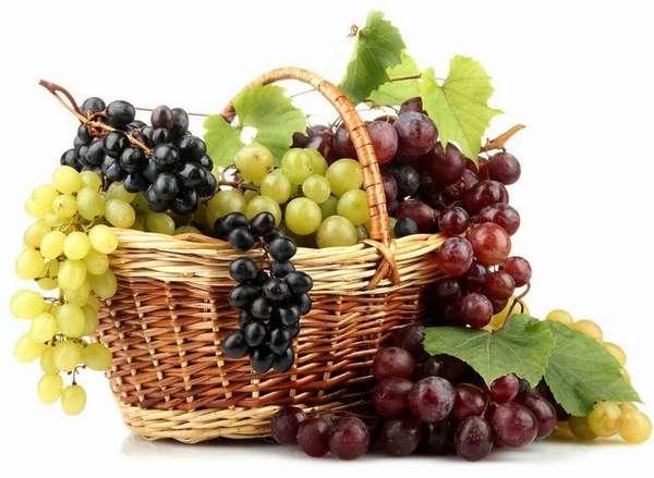 Фото: Поможет ли виноград при похудении