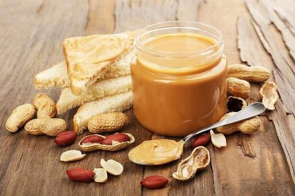 Арахисовая паста и масло при похудении