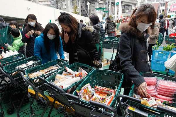Качество продуктов, поставляемых из Японии, подлежит обязательной проверке