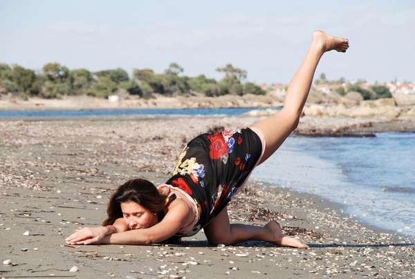 Гимнастика для женского здоровья Марии Гусевой