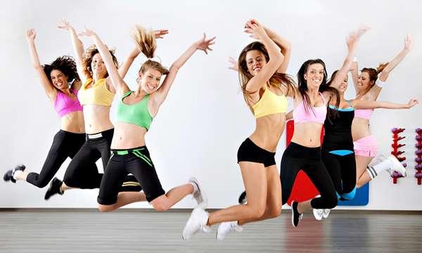 Зумба фитнес - заряд энергии и свободы