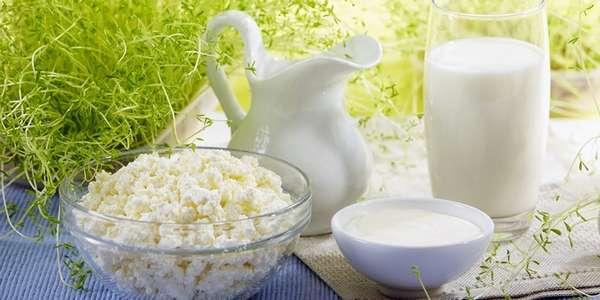 Диета на кисломолочных продуктах