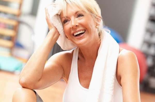 Нужен ли фитнес для женщин после 40