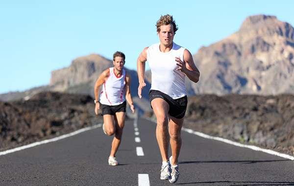 Интервальный бег - лучший способ похудеть