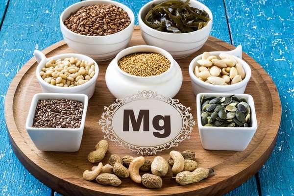 Магний, цинк, йод и витамин D3: спецназ против веса