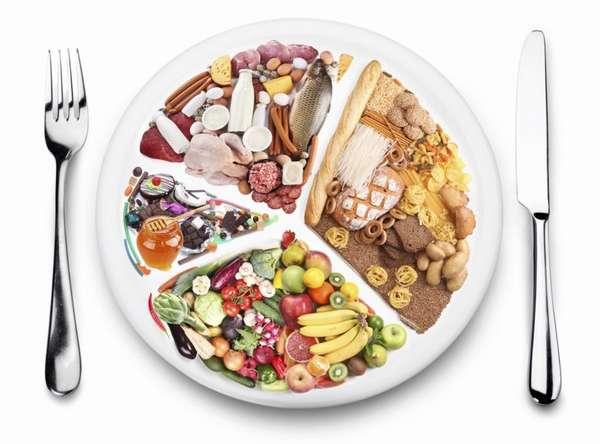 меню раздельного питания на каждый день для похудения с рецептами