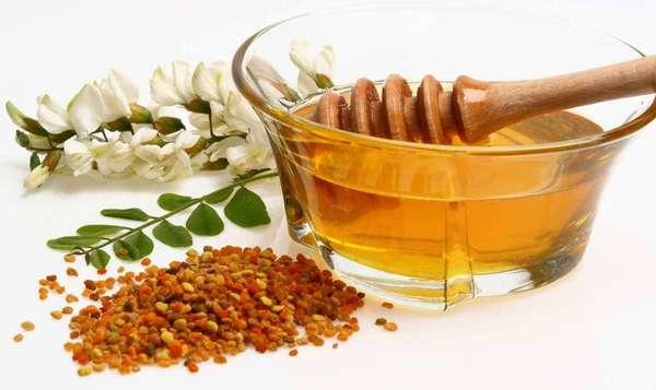 Рецепты с пчелиной пыльцой Фото