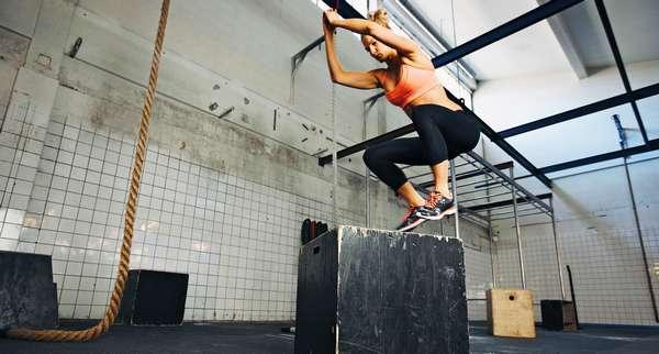 Плиометрические упражнения: работаем правильно
