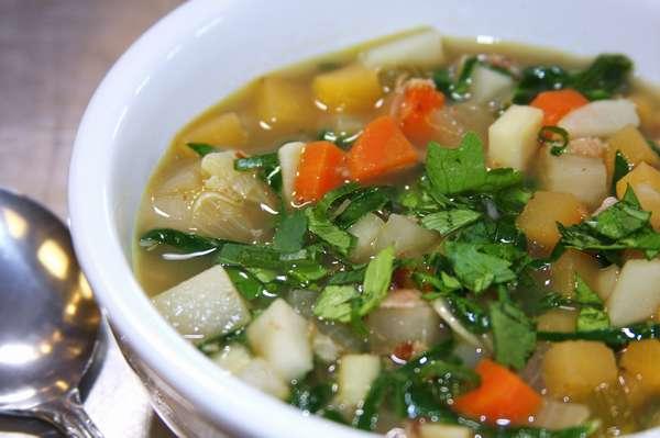Рецепт бонского супа Фото