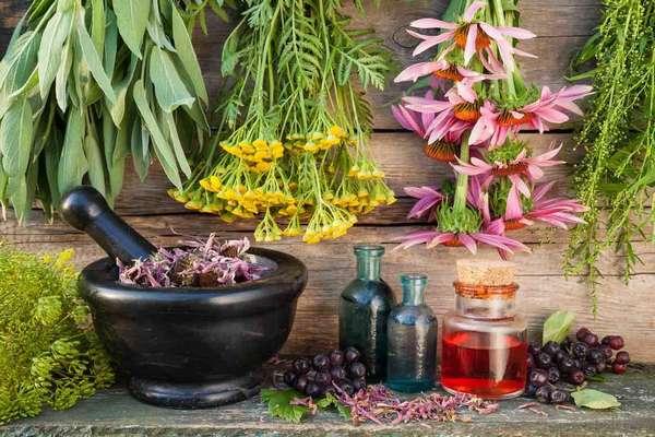 Готовые или самодельные травяные сборы Фото
