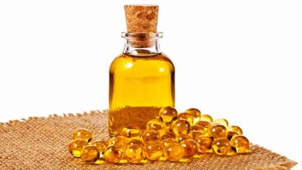 Жир и льняное масло