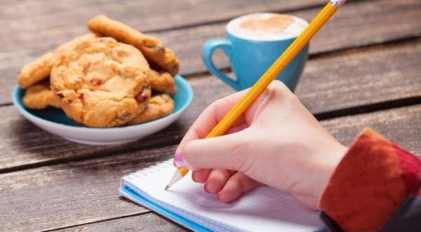 Основы интуитивного питания Как вести пищевой дневник