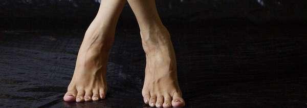 Упражнения для стоп и лодыжек
