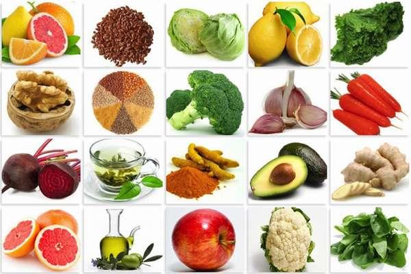 Продукты для короткой очищающей диеты