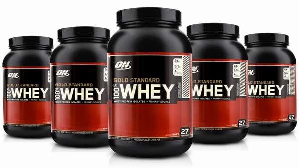Отзывы о 100% Whey Protein Gold Standard