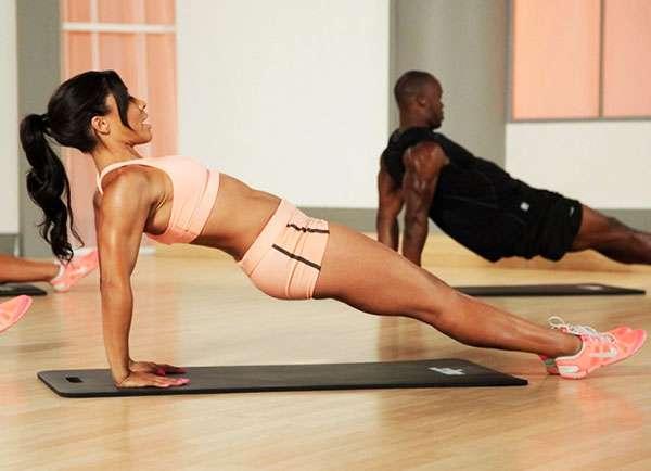 Через некоторое время вам станут доступны все упражнения