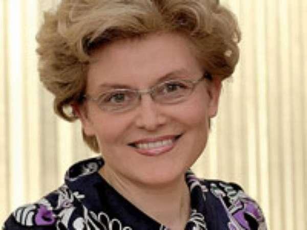 Елена Малышева Фото