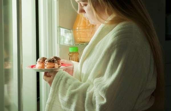 Как побороть пищевую зависимость самостоятельно Фото девушки