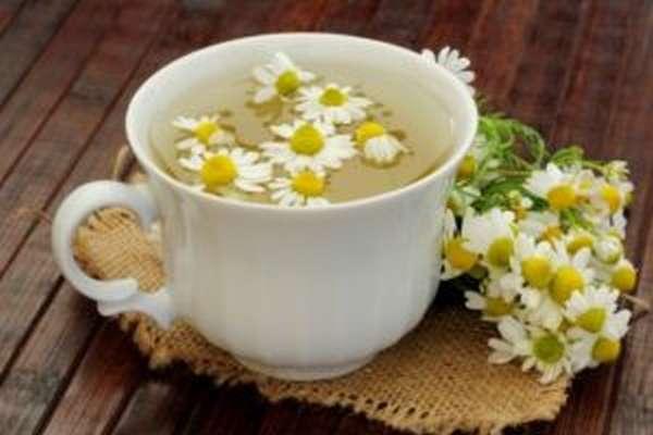 Чай с ромашкой для похудения