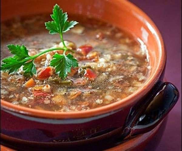 Диетический гречневый суп — худеем с пользой