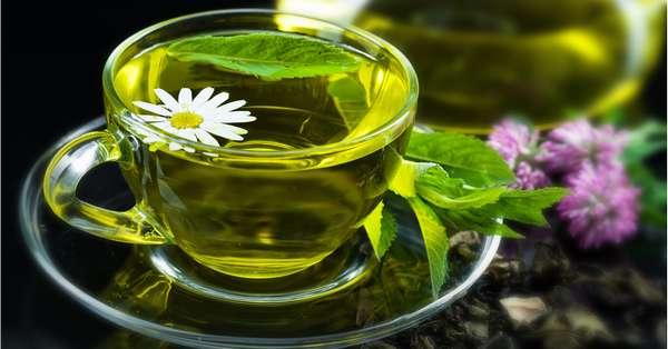 Ученые: зеленый чай поможет контролировать вес