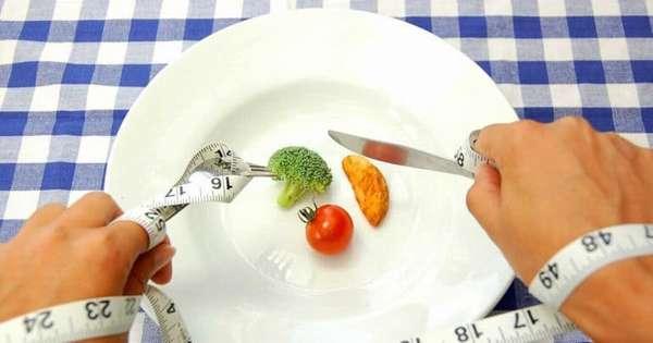Очень медленно снижается вес