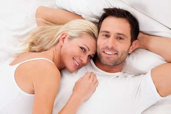 Регулярный секс полезен для здоровья
