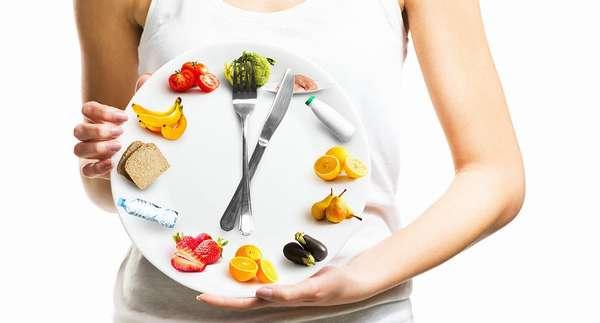 Правильное питание для похудения. Меню на каждый день. Фото
