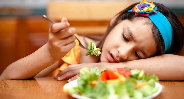 Легкая диета для подростков
