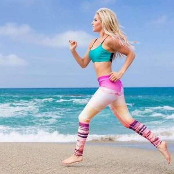 эффект от бега для похудения