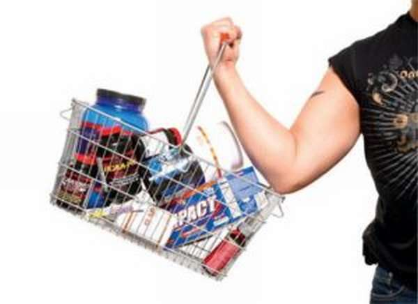 Бодибилдинг и спортивное питание: разновидности питания