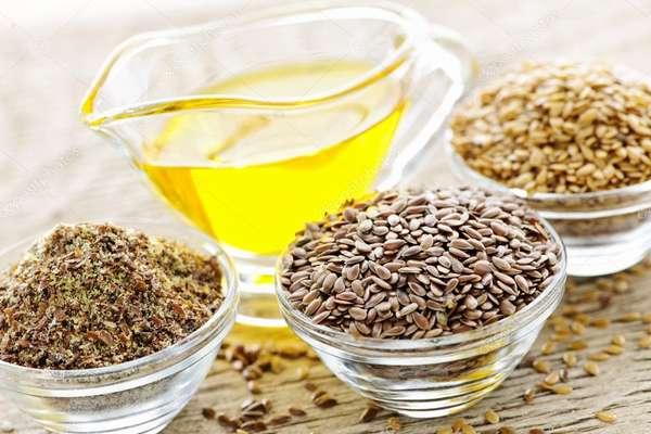 Льняное масло против молотых семян