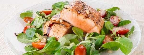 Диетические блюда из рыбы для похудения