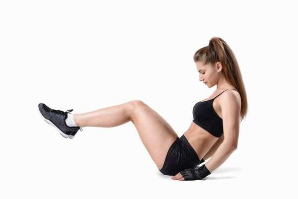Тренируем мышцы тазового дна