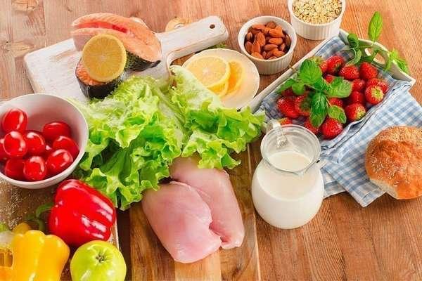 Фото: Сочетание продуктов при правильном питании, чтобы похудеть