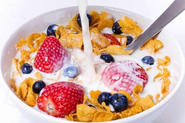 Полезный завтрак на каждый день Фото
