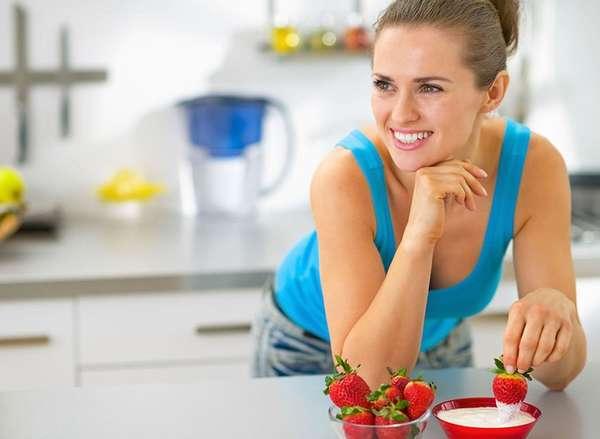 Творожно-йогуртовая диета Фото