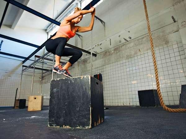 Кросс-тренинг для бегунов