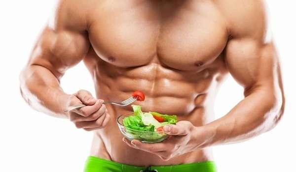Особенности питания для набора сухой мышечной массы