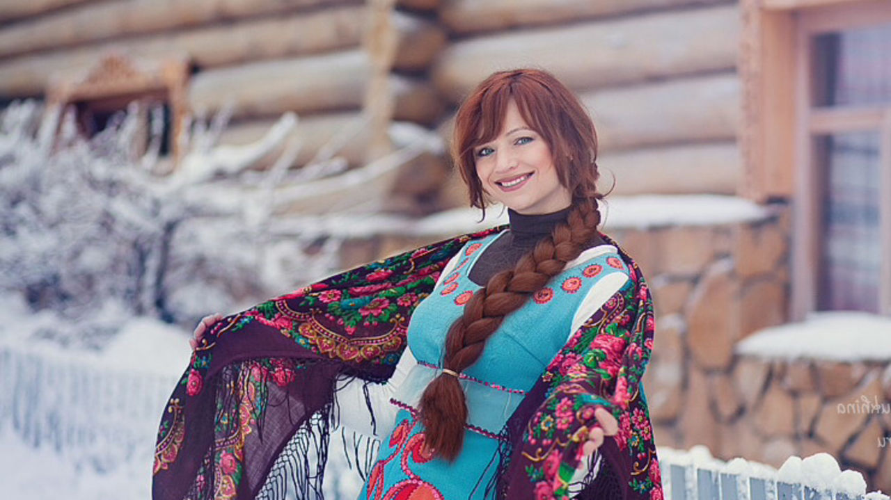 Коса – русская краса