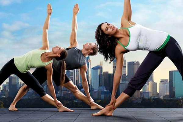 Bodybalance: держим равновесие